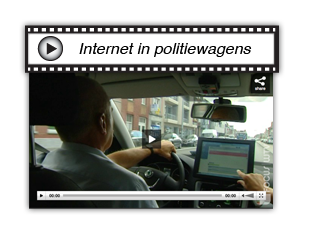 Internet in politiewagens